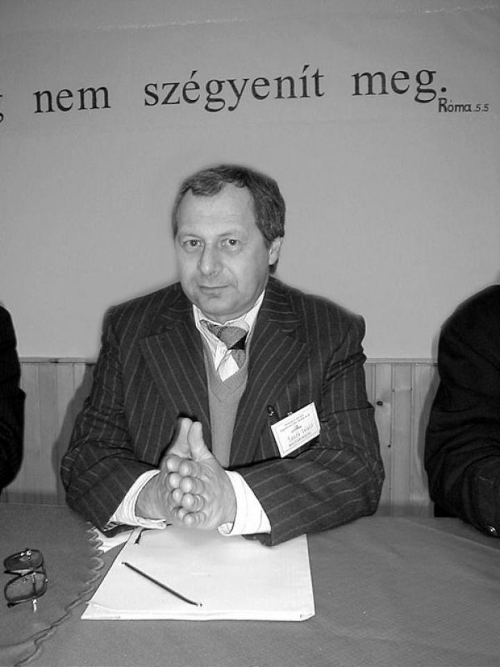 Sebők László demográfus