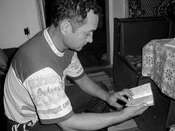 Szabó Sándor katonakönyvével
