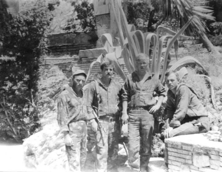 Amatőr felvétel a Pokolból: szovjet katonák Afganisztánban