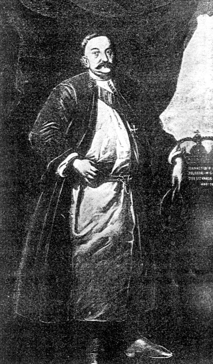 Sobiesky János lengyel király