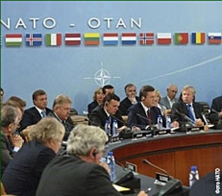 Viktor Janukovics Brüsszelben