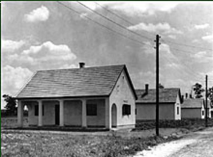 ONCSA-házak annó
