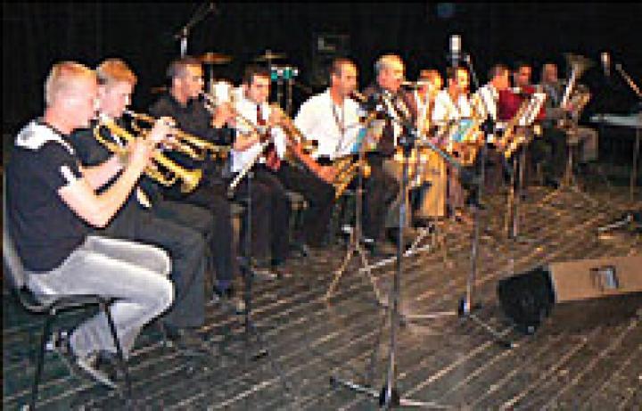 Rétfalvy Fortissimo Sextett Band