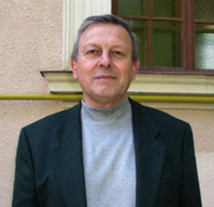 Varga Zoltán, a római katolikus egyházközség gondnoka