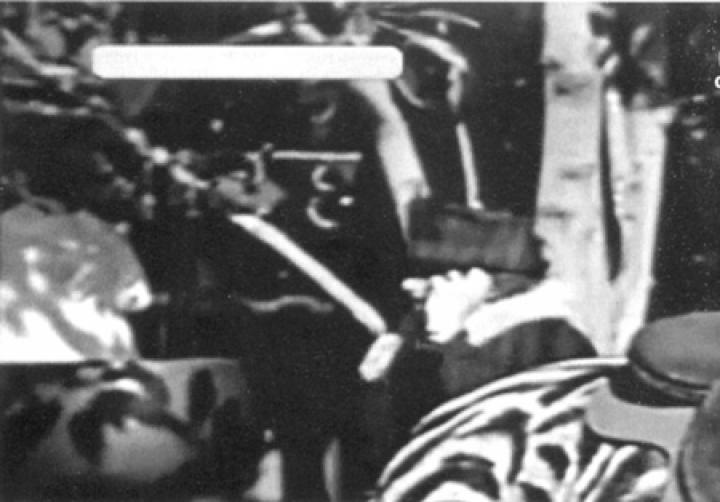 """A """"telefonáló"""" hölgy Chaplin filmjében"""
