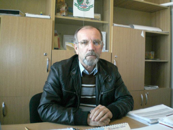 Szűcs Sándor polgármester