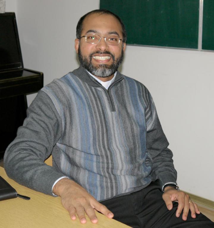Benvin Sebastian Madassery atya
