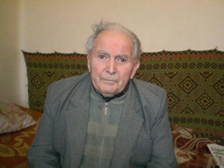 Babják István, Palló legidősebb lakosa