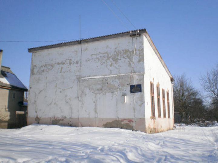 A bezárt elemi iskola