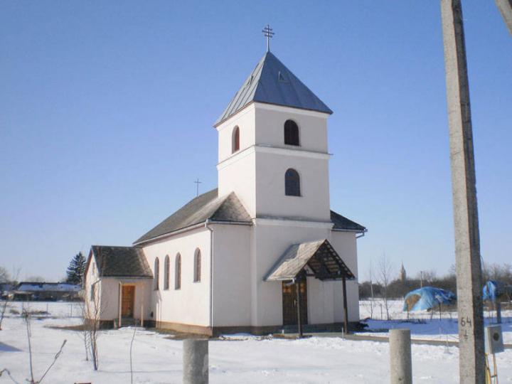 A római és a görög katolikus felekezet közös temploma