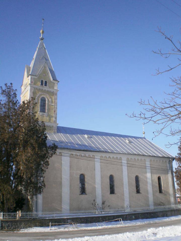 A református szentegyház