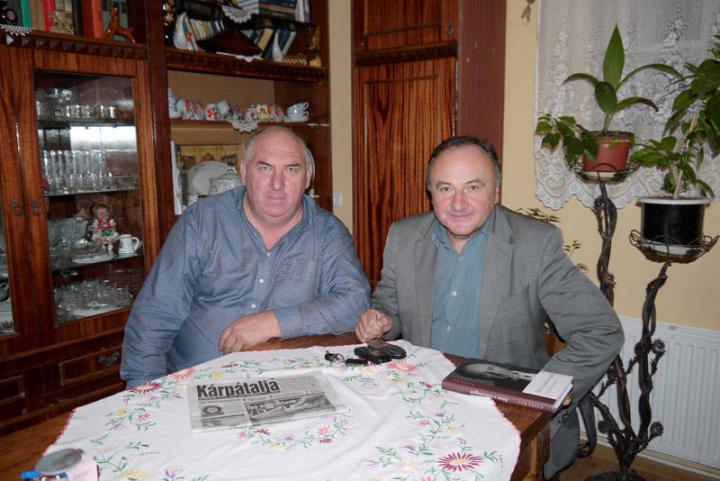 Bátori József és Csáky Pál