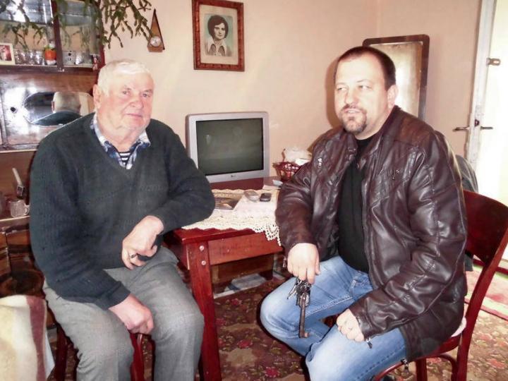 Leitner Vidor és Rácz István