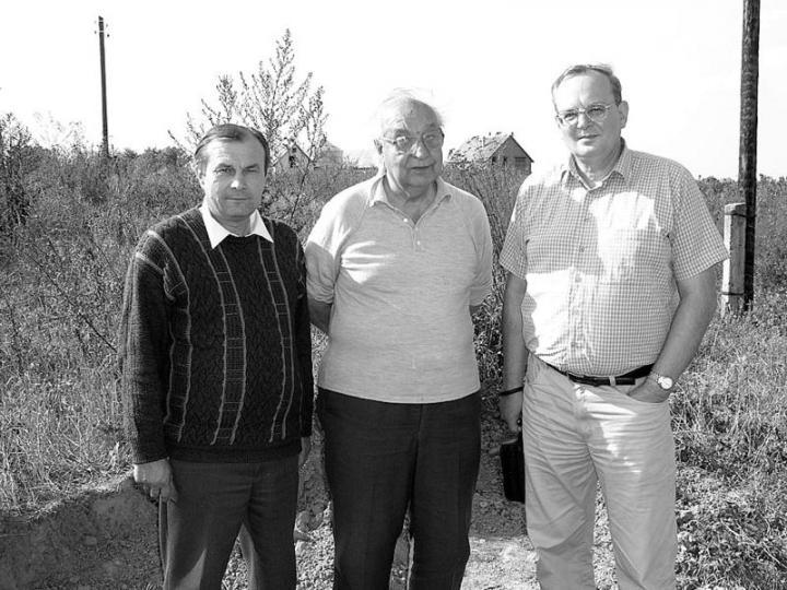 Bakancsos László, Balaguri Eduárd és Fodor István