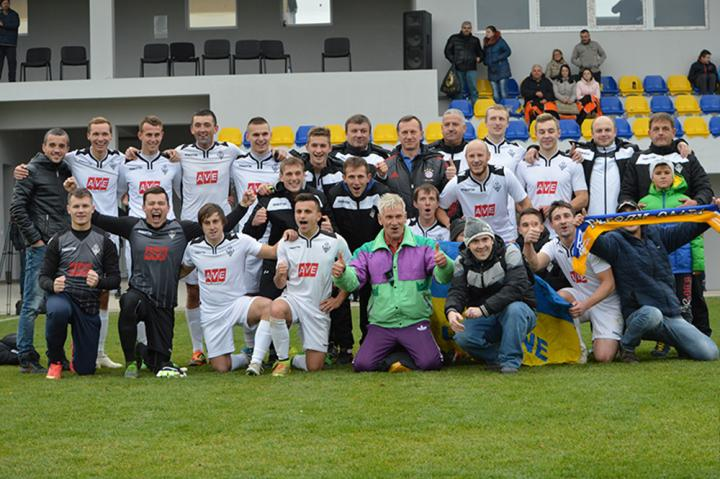 Az Ungvári FC megvédte címét!