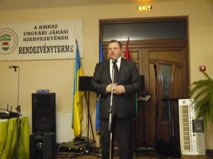 Keskeny Ernő Magyarország kijevi nagykövete