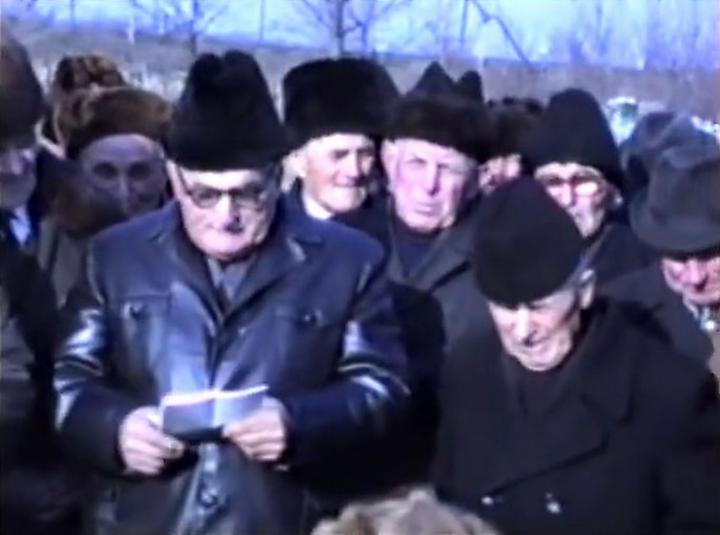 Részlet a filmből: id. B. Soós Kálmán túlélő visszaemlékezik