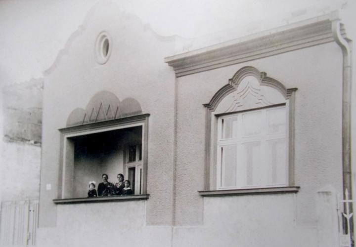 A Samudovszki család háza