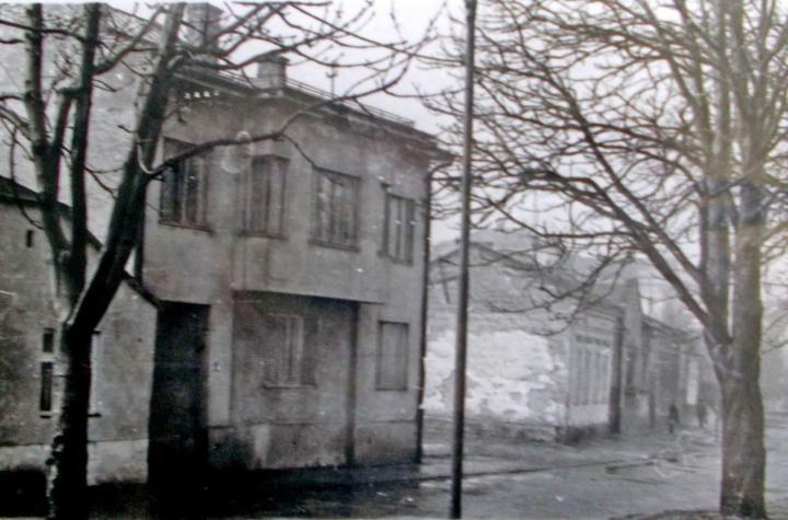 Bárdos Lajos háza