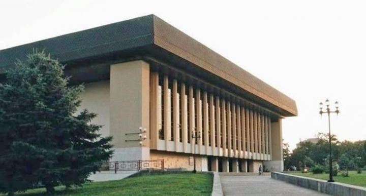 A Kárpátaljai Megyei Ukrán Zenei-Drámai Színház