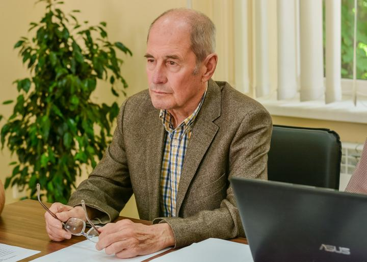 Milován Sándor, a KMKSZ tiszteletbeli elnöke