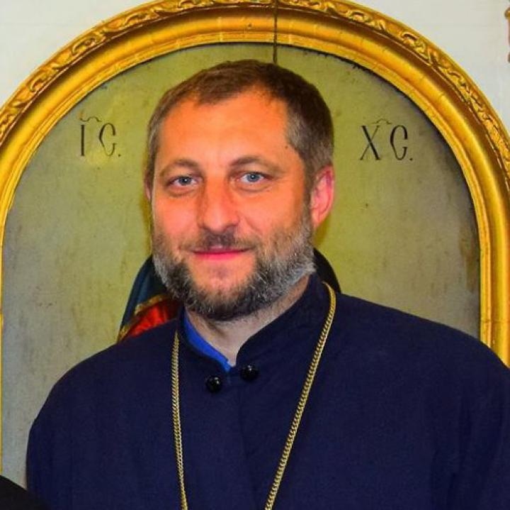 Marosi István görögkatolikus áldozópap