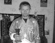 Az első serleg és az Elit Maratonista címet igazoló érem