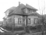 Az egykori körzeti kórház épülete