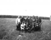 Gergely István és harcostársai a kígyósi lőtéren emlékeznek: a közös élmények összekötik őket
