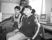 Balla Gyula és Fisher Béla