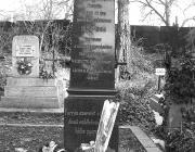 Ekkel György beregszászi síremléke