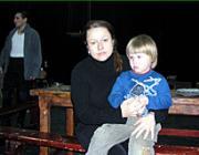 A színház mellett a család a legfontosabb