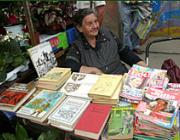 """Lányi Gizella: egy 81 éves """"antikvárius"""""""