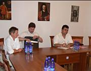 Braun László és Olekszandr Szemenenko