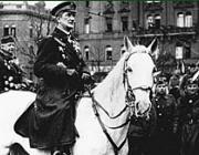 Horthy Miklós kormányzó