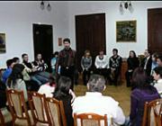Gogola István iskolapszichológus előadása