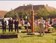 Milován Sándor ünnepi beszéde