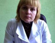Dr. Szigeti Henrietta, a Nagyszőlősi Járási Kórház belgyógyásza