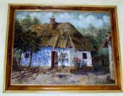 Egyik festménye