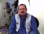 Mándy Gyula állatorvos, a Tiszakeresztúri Vadásztársaság elnöke