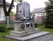 A második világháború és a sztálinizmus áldozatainak emlékműve