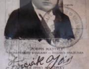 Iván Fircák csehszlovák személyi igazolványának oldala