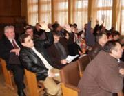A KMKSZ- frakció tiltakozásának adott hangot