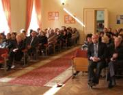 A Nagyszőlősi Középszintű Szervezet fórumának küldöttei