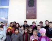 A gyömrői iskolásokkal