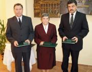 Varga Béla, Gajdos Olga és Benedek Imre