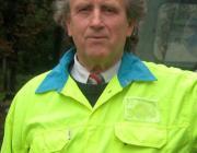 Dr. Kertész Árpád, a Beregszászi Járási Kórház mentőorvosa