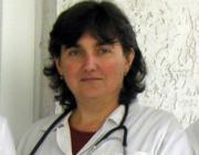 Dr. Kovács Mária gyermekorvos, a Szürtei Orvosi Rendelő főorvosa