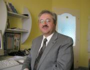 Dr. Vackó László, a Munkácsi Keresztyén Egészségügyi Központ belgyógyásza