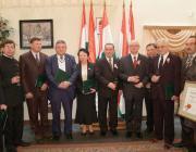 Kitüntetettek az ungvári főkonzulátuson